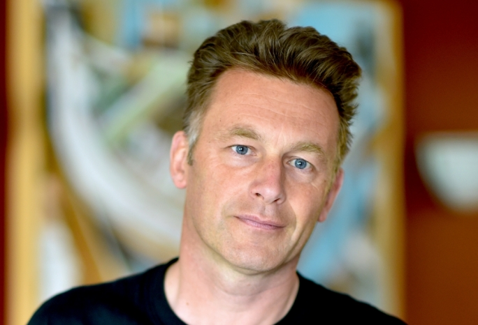 Chris Packham, photographed by Ray Attard